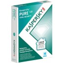 Kaspersky PURE Total Security 2013 5PC - 1ROK ESD